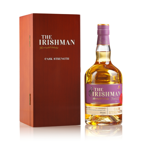THE IRISHMAN CASK STRENGHT