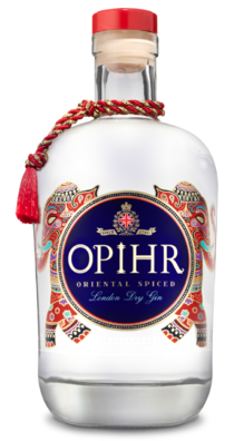 ДЖИН OPIHR - ORIENTAL SPICED - LONDON DRY GIN