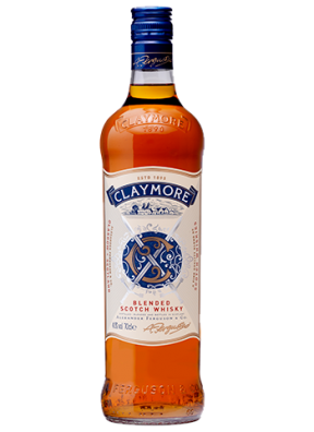 CLAYMORE BLENDED SCOTCH WHISKY