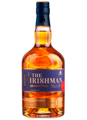 THE IRISHMAN SINGLE MALT 12 YO