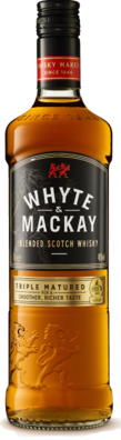 WHYTE & MACKAY BLENDED SCOTCH WHISKY