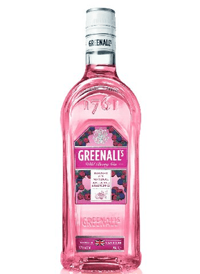 GREENALL'S WILDBERRY GIN